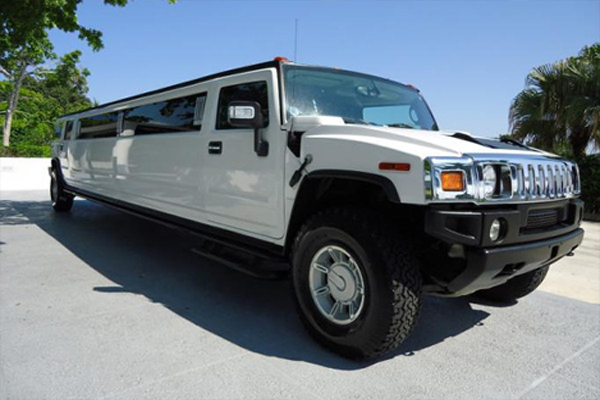 14 Person Hummer Limo Rental New Orleans