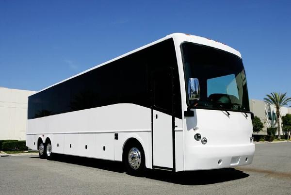 New Orleans 50 Passenger Charter Bus